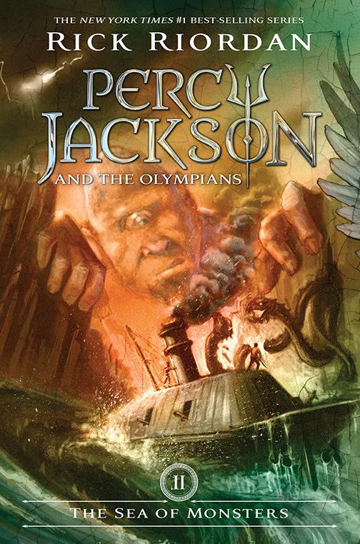 percy jackson and the olympians read riordan