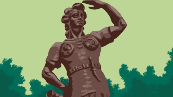 Leif Erickson Statue, Boston
