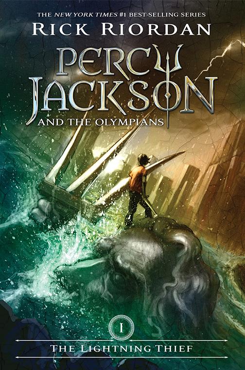 the lightning thief illustrated edition amazon