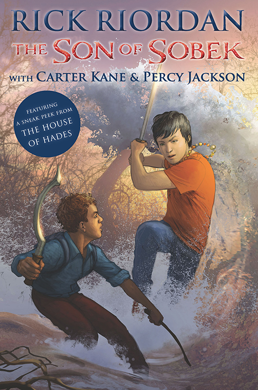 the crossover stories the crown of ptolemy by rick riordan