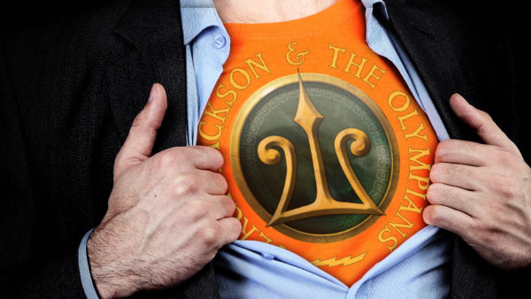 Proof you are an Original Percy Jackson Fan