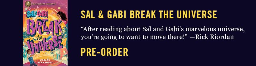 Sal and Gabi Pre-Order
