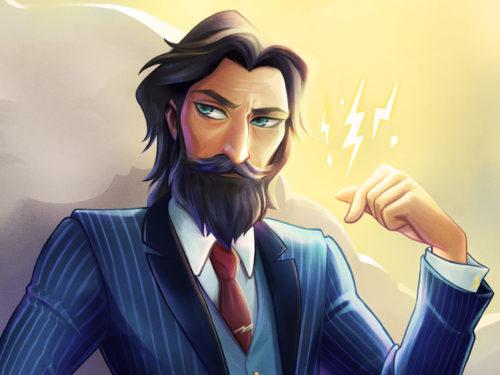 Read Riordan - Zeus