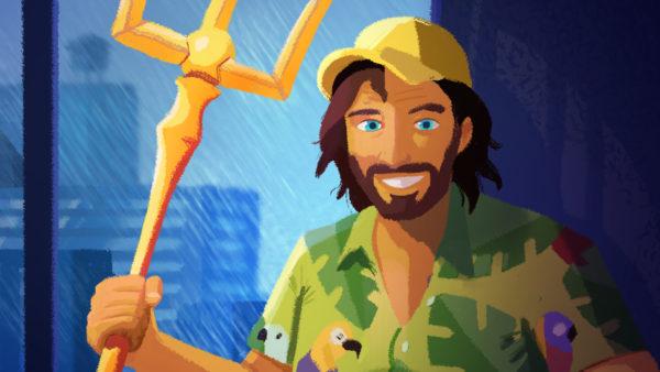 Exclusive Poseidon Interview
