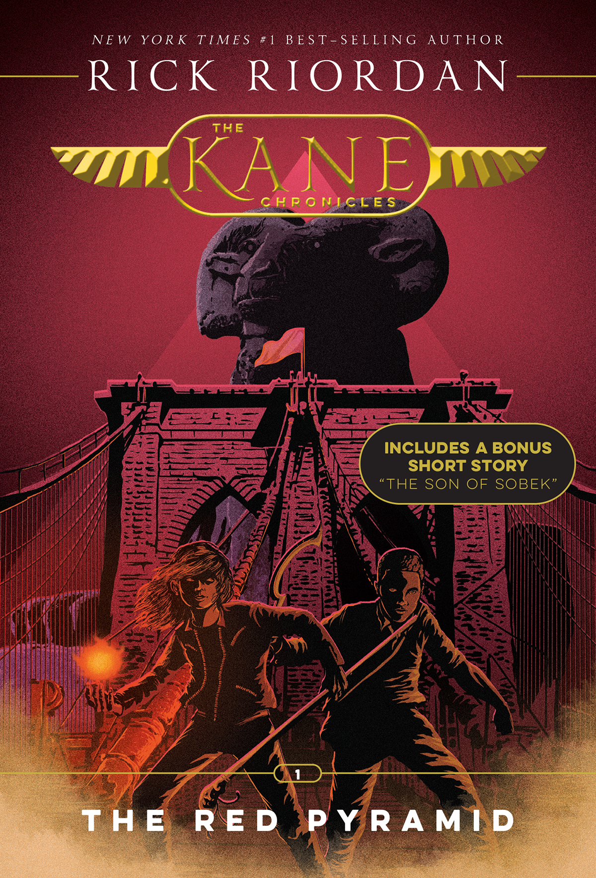 Kane Chronicles Book 1 Ebook