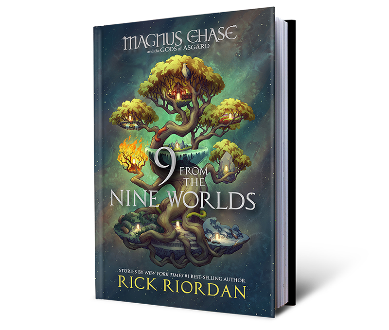 9 from the Nine Worlds cover