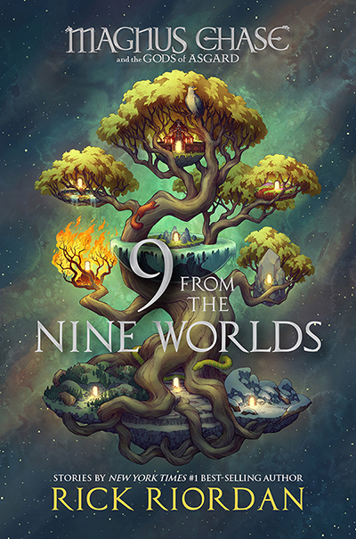 9 From The Nine Worlds Read Riordan
