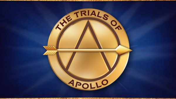 Trials of Apollo medallion