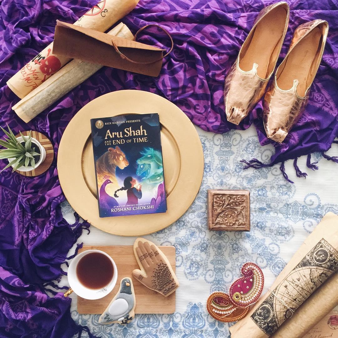 Aru Book photo