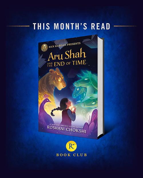 April Book Club: Aru Shah