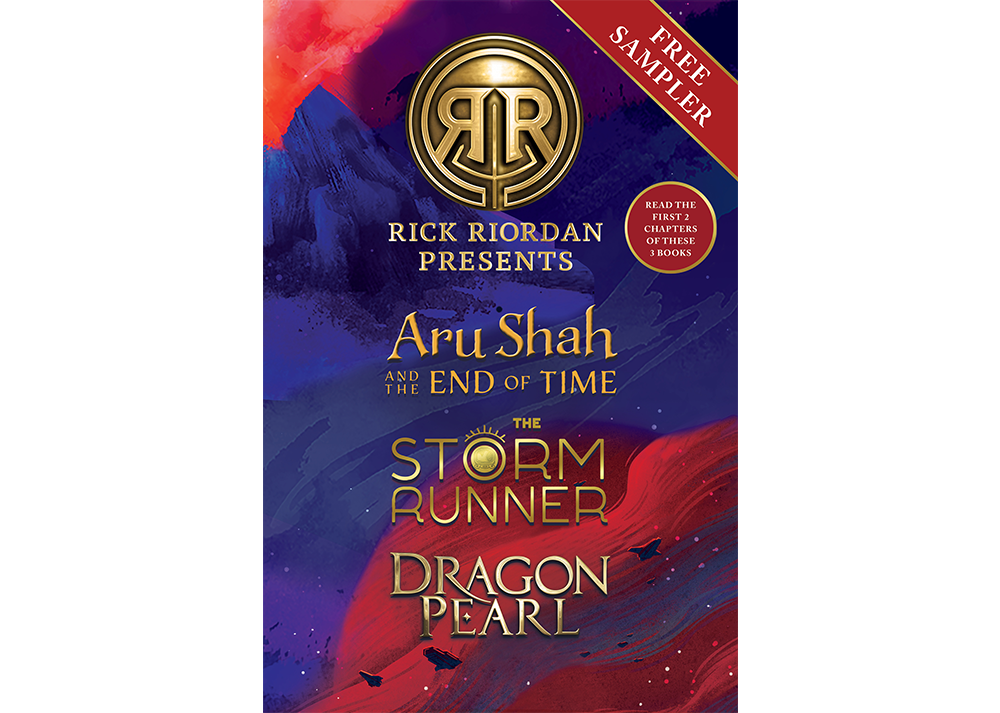 Rick Riordan Presents Chapter Sampler