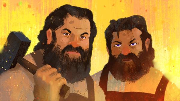Hephaestus vs. Vulcan