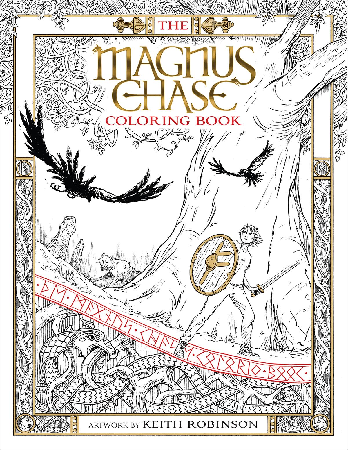Magnus Coloring