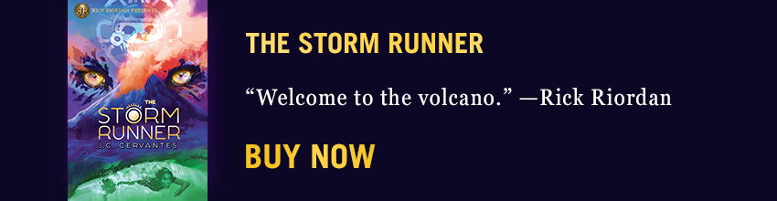 Storm Runner ad