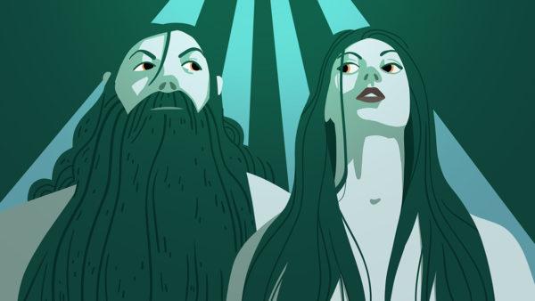 Ran and Aegir