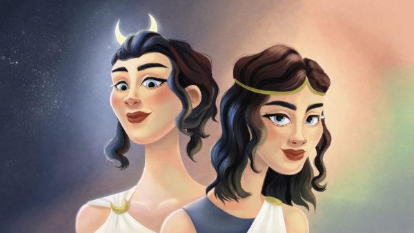 Artemis vs. Diana