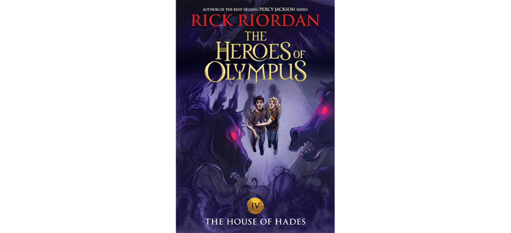 The House of Hades new cover