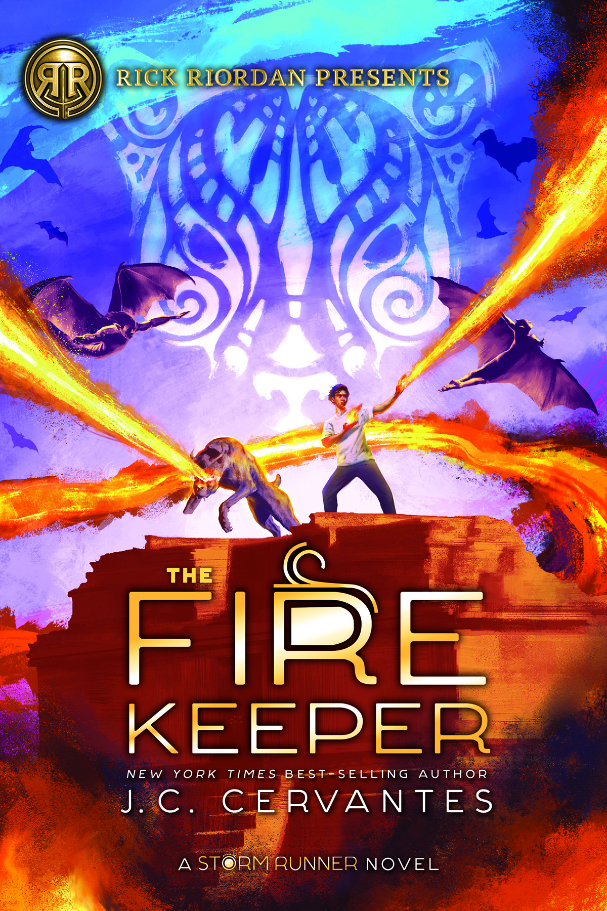 Image result for the fire keeper jc cervantes