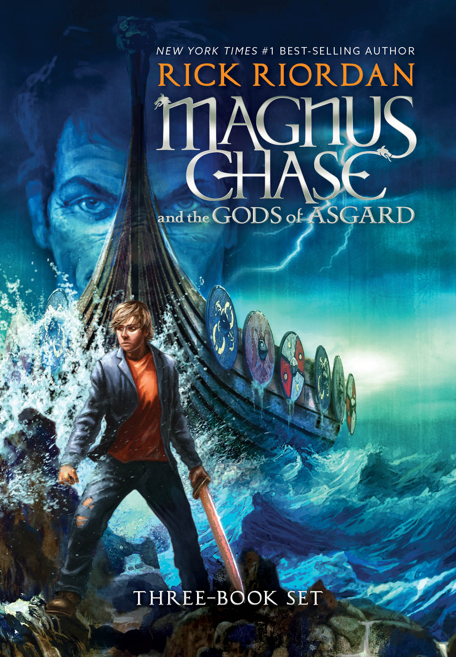 Magnus Chase paperback boxed set