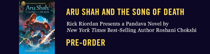 Aru Shah 2 Pre-Order