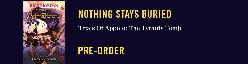 Tyrant's Tomb ad