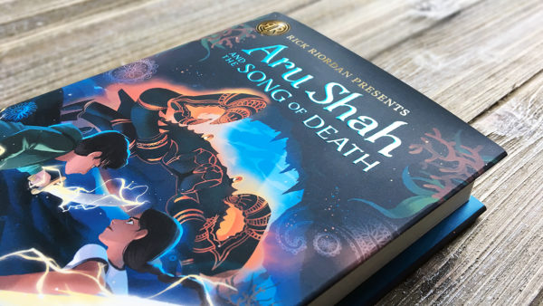 Aru Shah and the Song of Death book photo
