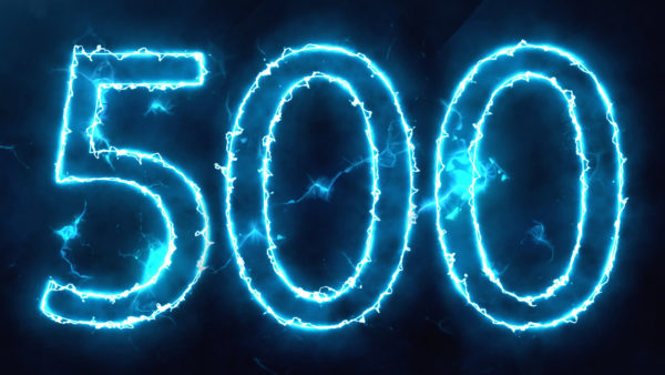 500 Weeks