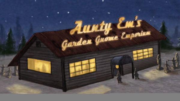 Aunty Ems