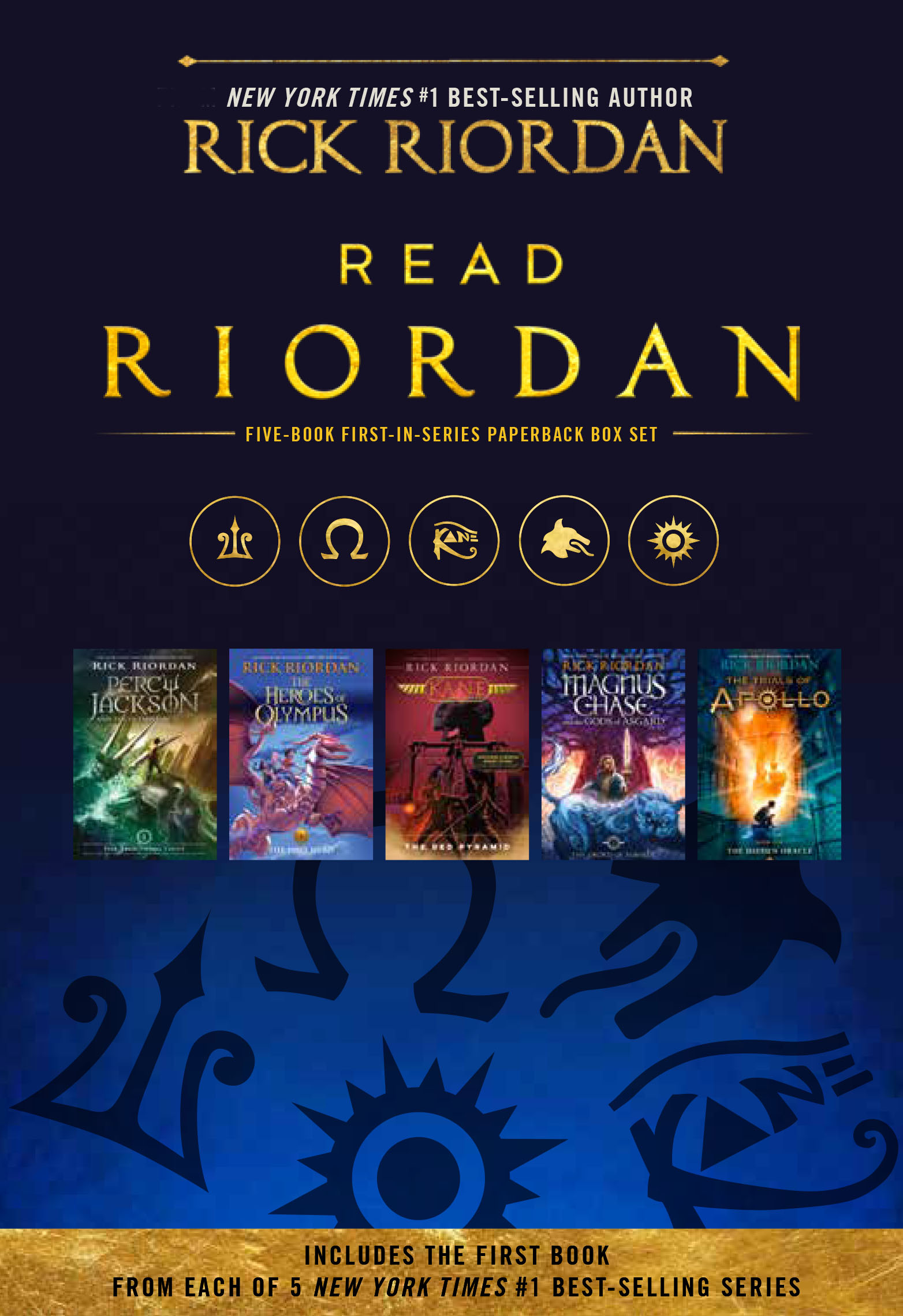 Read Riordan cover