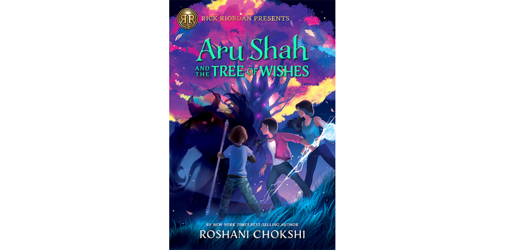 Aru Shah 3 and the Tree of Wishes