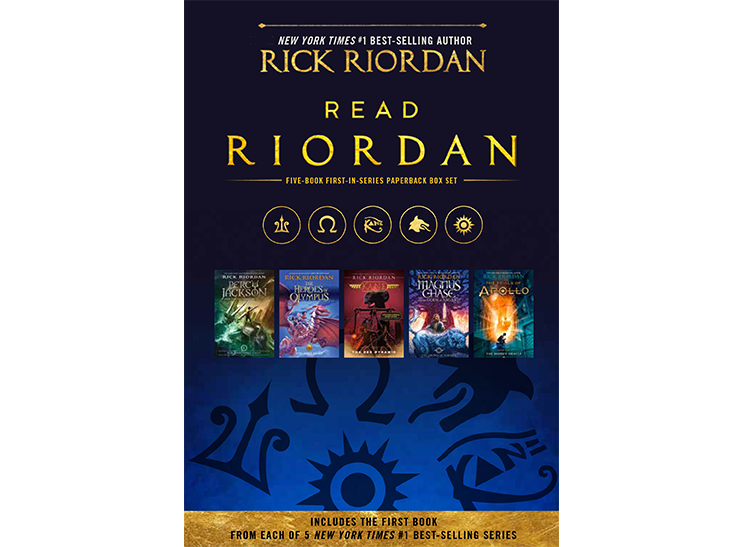 Read Riordan Boxed Set