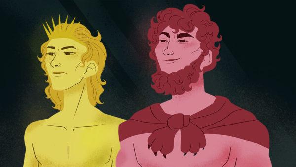 Caligula and Commodus