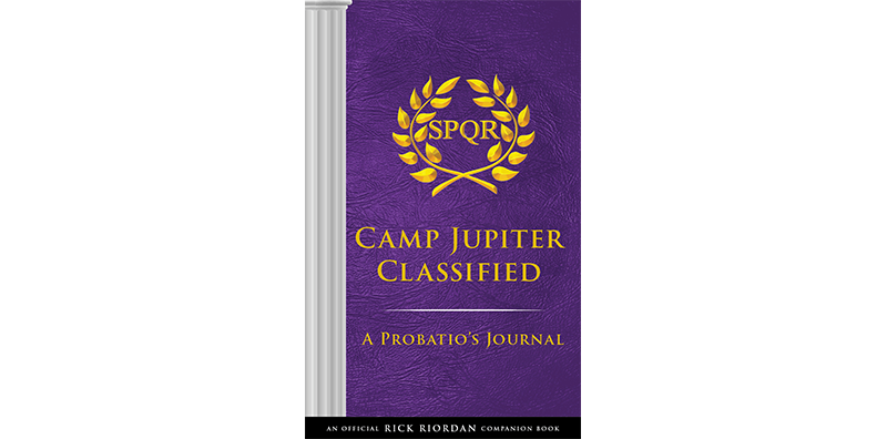 Camp Jupiter Classified cover