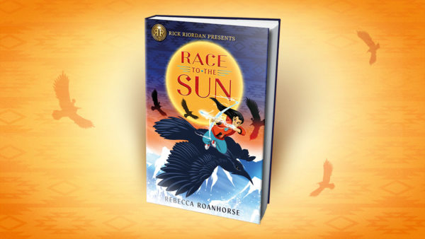 Race to the Sun book cover