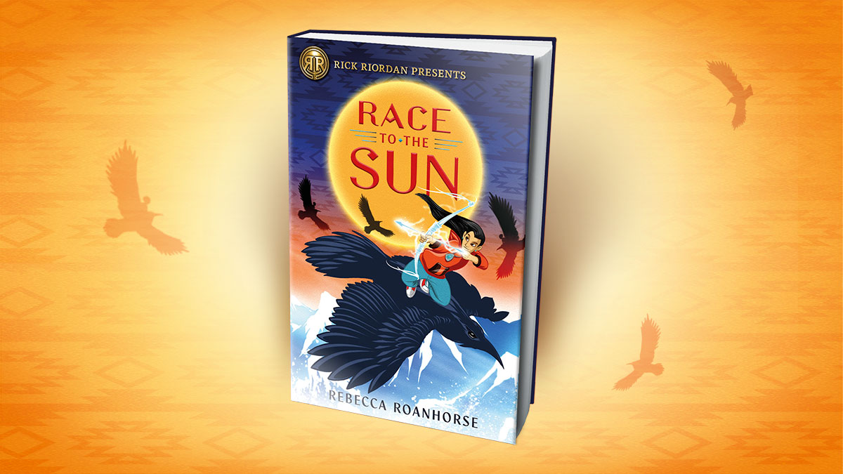 Race To The Sun Rick Riordan
