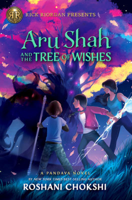 Aru Shah and the River of Tears