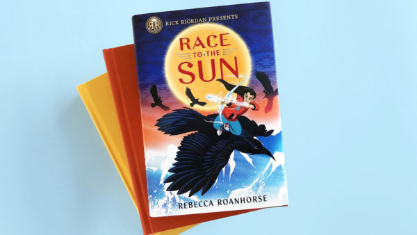 Race to the Sun chapter excerpt