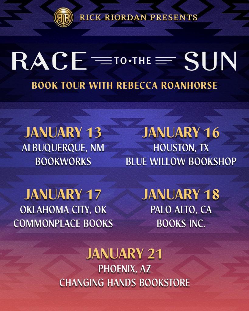 Rebecca Roanhorse on Tour