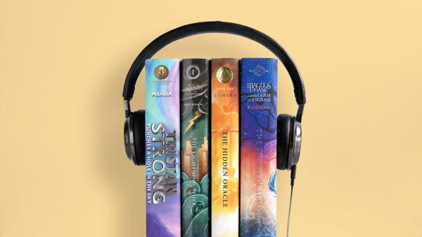 RR Audio books