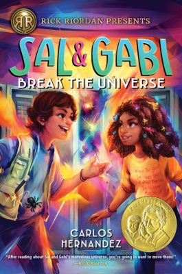 Sal & Gabi Break paperback