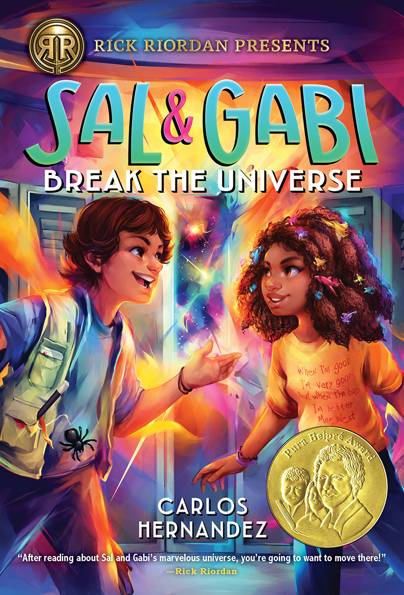 Sal & Gabi Break paperback