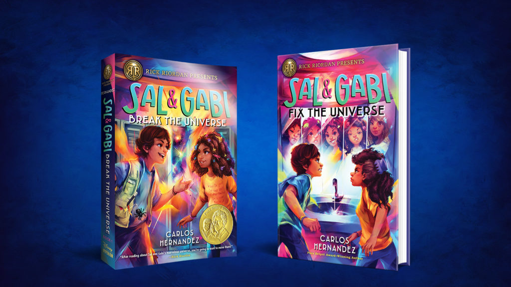 Sal & Gabi novels