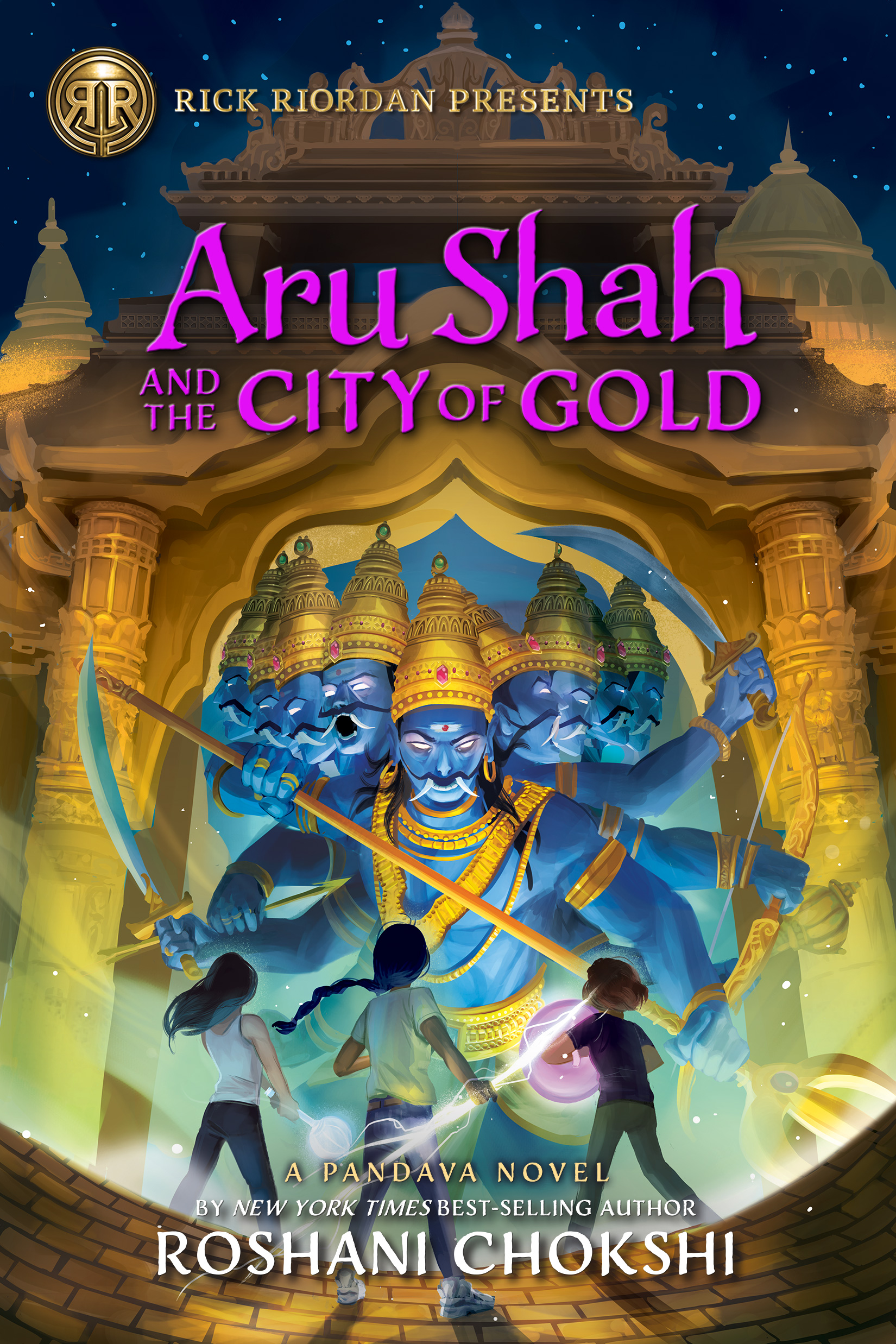 Aru Shah and the City of Gold