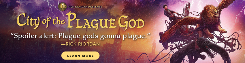 Plague God Learn More Banner