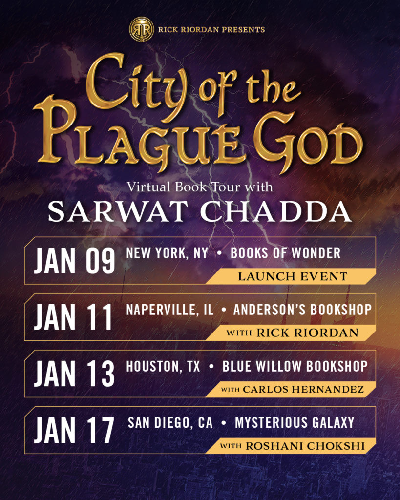 City of the Plague God Virtual Tour