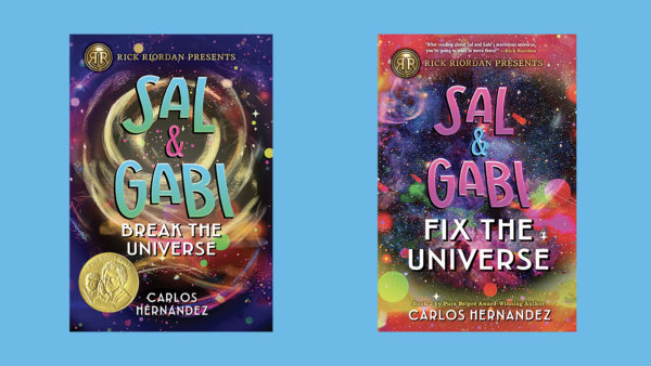 Sal and Gabi New Covers