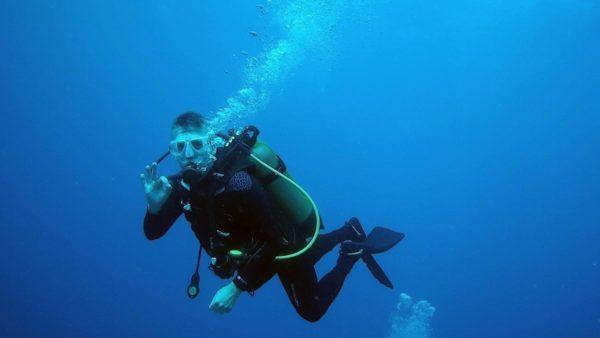 Rick Underwater
