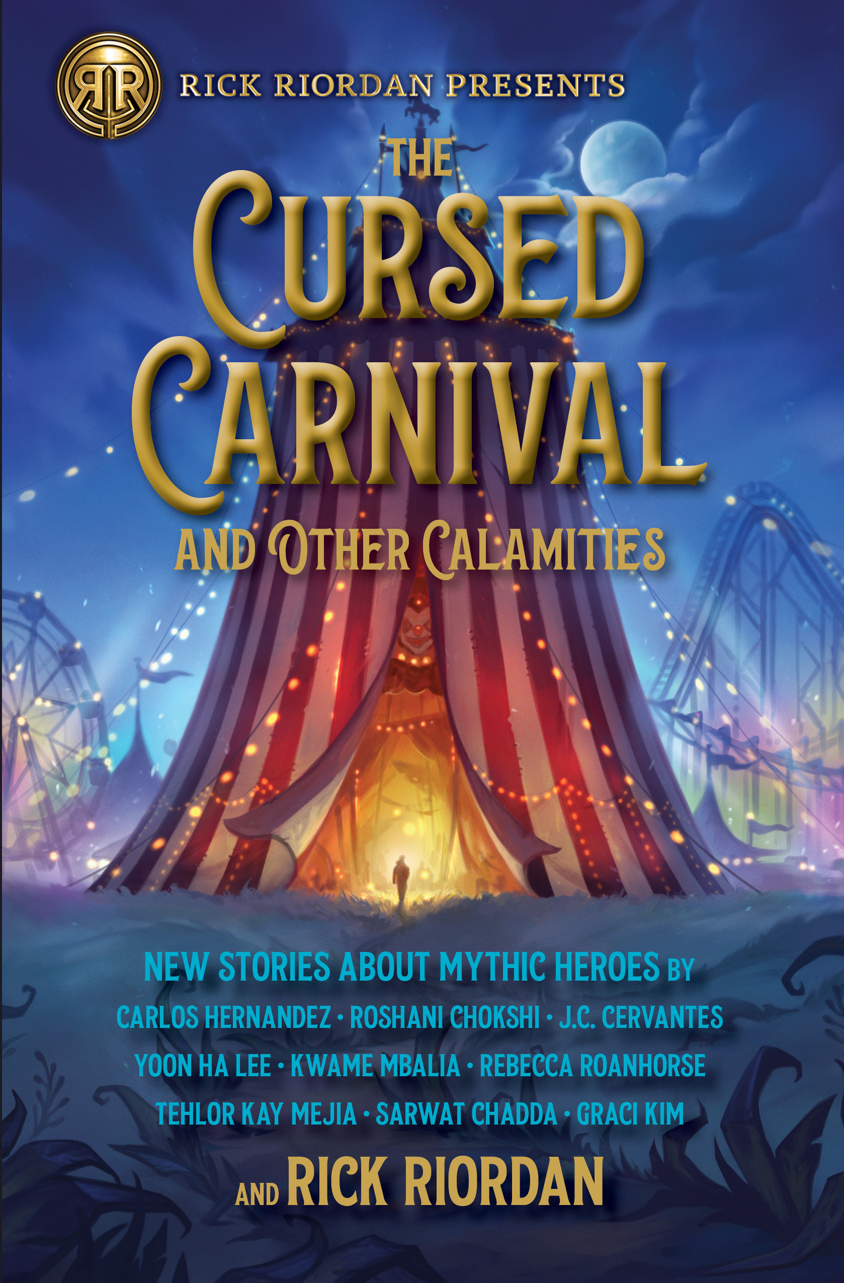 The Cursed Carnival cover