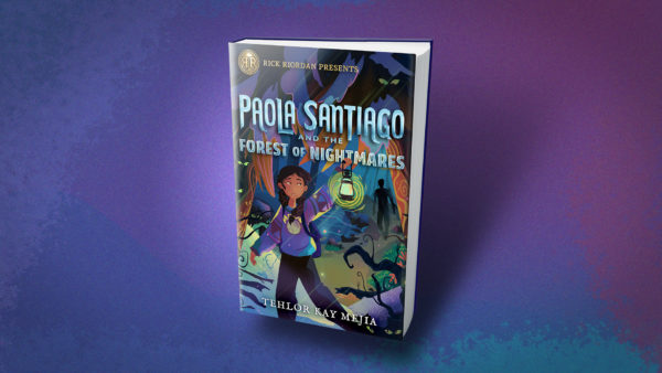 Paola Santiago and the Forest of Nightmares Tour post