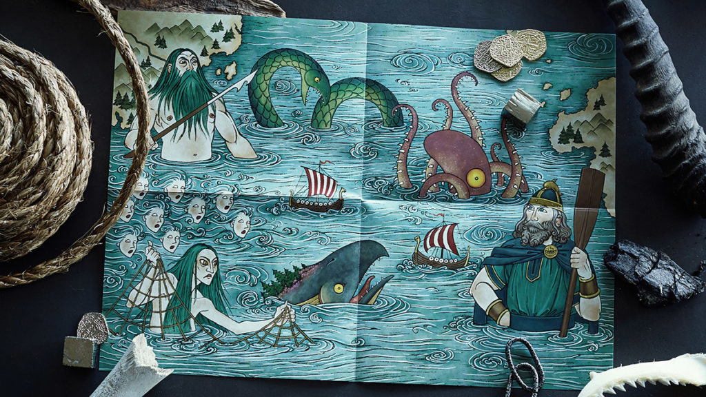 Magnus Chase - Ship of the Dead poster